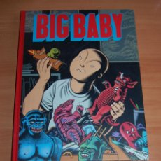 Cómics: COMIC TBO BIG BABY CHARLES BURNS. FANTAGRAPHICS BOOKS.. Lote 55883990
