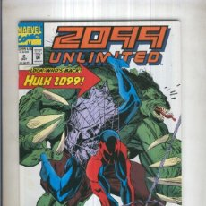 Cómics: 2099 UNLIMITED, VOL.1 NO.02: THIRTY MILE MALL (MARVEL 1993). Lote 55892631