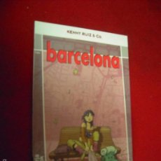 Cómics: BARCELONA - KENNY RUIZ - ED. DOLMEN - PRESTIGIO. Lote 55907053