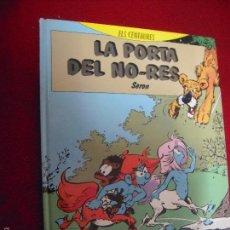 Cómics: ELS CENTAURES 1 - LA PORTAS DEL NO-RES - SERON - ED. BARCANOVA - CARTONE - EN CATALAN. Lote 55908547