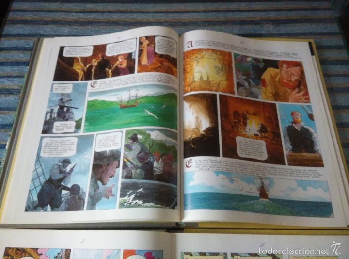 Cómics: RELATOS DEL NUEVO MUNDO EDIC. LIMITADA (COMPLETA)-HERNANDEZ PALACIOS-SOCIEDAD QUINTO CENTENARIO 1991 - Foto 4 - 55911048