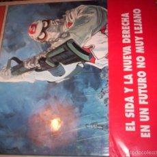 Cómics: PECADO MORTAL - EL SIDA Y LA NUEVA DERECHA - BEHE , TOFF - ED. GLENAT - 1993. Lote 55998826