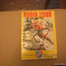 Cómics: ROBIN HOOD, REVISTA GRÁFICA, DE PRODUCCIONES EDITORIALES. Lote 56026815
