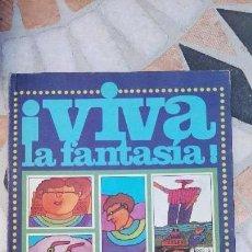 Cómics: VIVA LA FANTASÍA. ESCO.. Lote 56036882