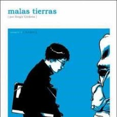 Cómics: MALAS TIERRAS (Nº 1) - SERGIO CÓRDOBA - ASTIBERRI. Lote 56085645