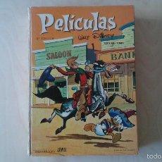Cómics - PELÍCULAS Walt Disney -- Tomo 7 ( VII ) --Walt Disney Productions, 1968 -- Colección Jovial - 56131865