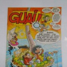 Cómics: GUAI! Nº 10. PUBLICACION SEMANAL. EDICIONES JUNIOR GRIJALBO. TDKC16. Lote 195166997