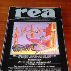 Cómics: COLECCION COMPLETA DE 1 NUMERO. REA. RUIZ FLORES 1981.. Lote 56203246