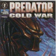 Cómics: PREDATOR GOLD WAR COLECCION. Lote 56210860