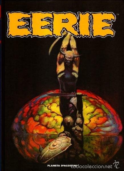 EERIE - VOLUMEN 2 - PLANETA (Tebeos y Comics - Comics otras Editoriales Actuales)