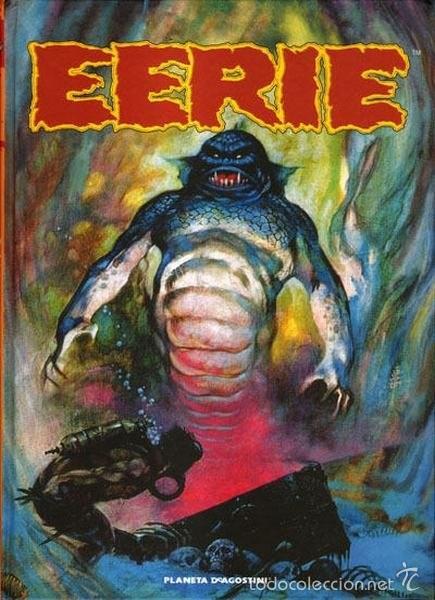 EERIE - VOLUMEN 3 - PLANETA (Tebeos y Comics - Comics otras Editoriales Actuales)