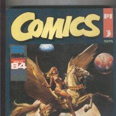 Cómics: COMICS RETAPADO EDITORIAL NUMERADO 3. Lote 56228094