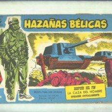 Cómics: HAZAAS BELICAS AZULES NUMERO 207. Lote 56228636