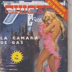 Cómics: CHICAGO AOS 20 NUMERO 19: LA CAMARA DE GAS. Lote 56229820