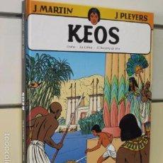 Cómics: KEOS INTEGRAL - J. MARTIN Y J. PLEYERS - NETCOM2 EDITORIAL OFERTA (ANTES 29,00 €). Lote 128725047