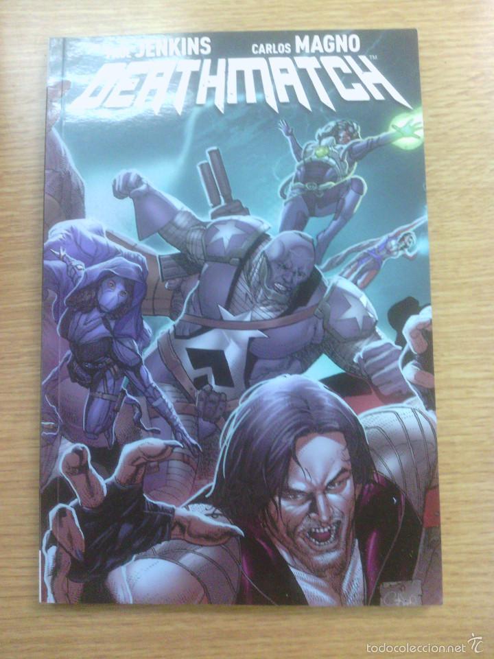 DEATHMATCH #2 LOS MIL CORTES (ALETA) (Tebeos y Comics - Comics otras Editoriales Actuales)