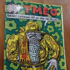 Cómics: TMEO Nº 10 RARO. Lote 128720658