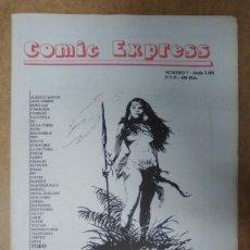 Cómics: COMIC EXPRESS Nº 7 JUNIO 2001 (CATALOGO DE COMICS) - OFM15. Lote 56263319