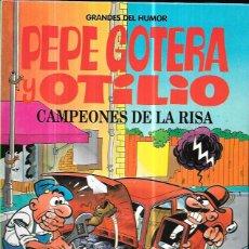 Cómics: PEPE GOTERA Y OTILIO , CAMPEONES DE LA RISA- Nº 3. Lote 56317697