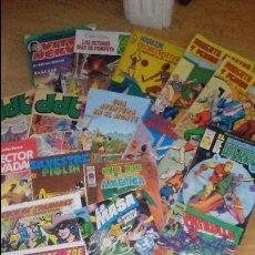 Cómics: LOTE 17 COMICS VARIOS AÑOS 70. Lote 56327280