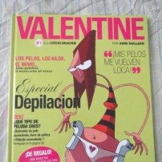 Cómics: VALENTINE POR ANNE GUILLARD TOMO 1 GLENAT NUEVO. Lote 56349178