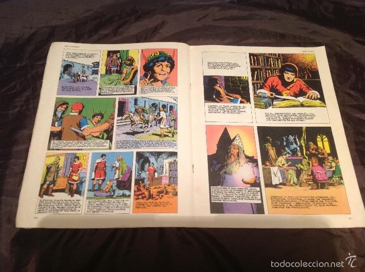 Cómics: Comic Príncipe Valiente Número 95 Buru Lan Aventura Peligrosa 1973 - Foto 3 - 56374666