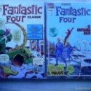 Cómics: FANTASTIC FOUR CLASSIC. 1 AL 11. COMPLETA. Lote 56383549