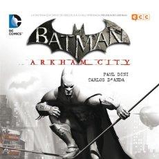 BATMAN - ARKHAM CITY - ECC