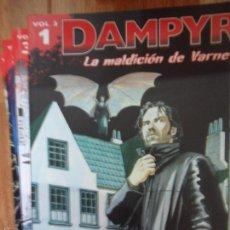 Cómics: DAMPHYR, VOL. 3, 3#4#5, ED. ALETA, 2012. Lote 56475034