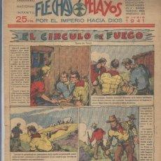 Cómics: FLECHAS Y PELAYOS NUMERO 133 DEL 22.JUNIO.1941. Lote 56477440