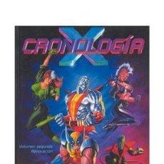 Cómics: CRONOLOGIA X Nº 2 COLECCION CLASSICOMIC - ALBERTO SANTOS EDITOR - COMO NUEVO. Lote 134127626