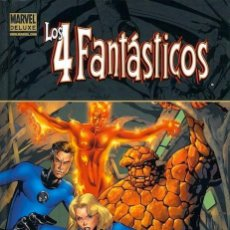Cómics: LOS 4 FANTÁSTICOS - UNA VIDA FANTÁSTICA - MARVEL DELUXE. Lote 56501813