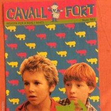 Cómics: CAVALL FORT. N° 560. Lote 56527699