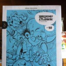 Cómics: MORTADELO Y FILEMON, EDICIÓN COLECCIONISTA.SIGNO EDITORES. COLECCIÓN COMPLETA 10 TOMOS.PERFECTOS. Lote 293637423