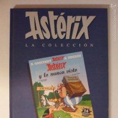 Cómics: ASTÉRIX Y LO NUNCA VISTO / RENÉ GOSCINNY Y ALBERT UDERZO / ASTÉRIX LA COLECCIÓN. Lote 56561891