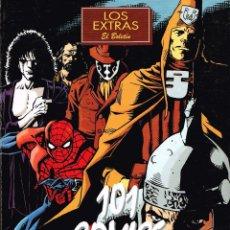 Cómics: LOS EXTRAS DEL BOLETÍN.101 CÓMICS PARA RECORDAR.JUAN CARLOS CEREZA.. Lote 56576953