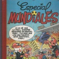 Cómics: SPER HUMOR NUMERO 09: MORTADELO: ESPECIAL MUNDIALES. Lote 56581926