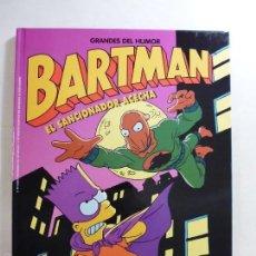Cómics: SIMPSON: BARTMAN / MATT GROENING / GRANDES DEL HUMOR. Lote 56596897