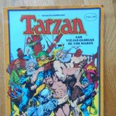 Cómics: TARZAN LAS VIEJAS GLORIAS DE LOS MARES, EDGA RICE BURROUGHS. Lote 56609244