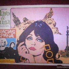 Cómics: COMIC - CLARO DE LUNA - GRACIAS ESPAÑA - Nº 590 - LOS TRES SUDAMERICANOS - ORIGINAL. Lote 56609294