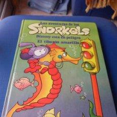 Cómics: LAS AVENTURAS DE LOS SNORKELS - TAPA DURA - 1ª EDICION, AÑO 1986. Lote 56671761