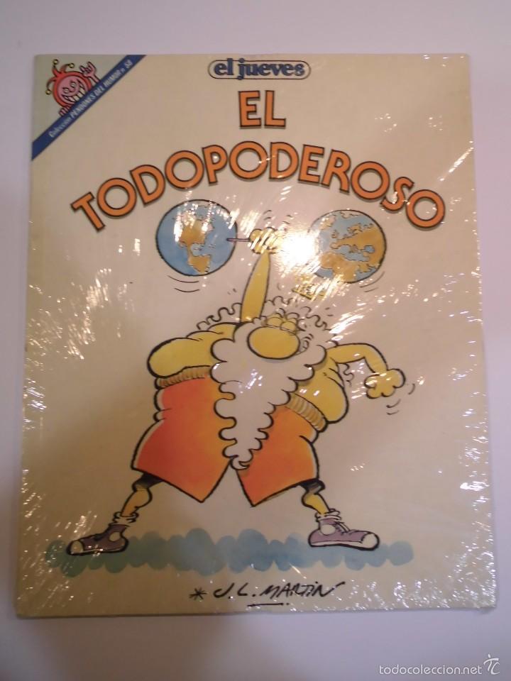 Cómics: LOTE 5 COMICS PENDONES DEL HUMOR - DIOS MIO - Foto 2 - 56671939