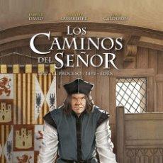 Cómics: CÓMICS. LOS CAMINOS DEL SEÑOR VOL. 02 - DAVID FABRICE/GREGORY LASSABLIERE/JAIME CALDERON (CARTONÉ). Lote 268026934