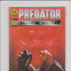 Cómics: PREDATOR - RACE WAR - Nº 2 DE 5 - COMIC BOOK & NORMA 225 PTS. Lote 56724037