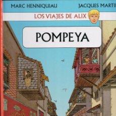 Cómics: LOS VIAJES DE ALIX POMPEYA GLENAT. Lote 156365932