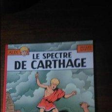Cómics: ALIX LE SPECTRE DE CARTHAGE EN FRANCES. Lote 56727916