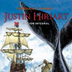 Cómics: CÓMICS. JUSTIN HIRIART EDICIÓN INTEGRAL - FRUCTUOSO/HARRIET (CARTONÉ). Lote 56729267