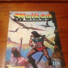 Cómics: COLECCION COMPLETA 1 NUMERO. WULKAN. DS DALMAU SOCIAS 1982. DEMETRIO SANCHEZ.. Lote 56736949