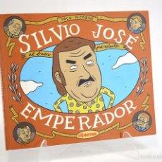 Cómics: SILVIO JOSÉ EMPERADOR. EL JUEVES. PACO ALCAZAR . Lote 56764626