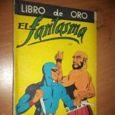 Cómics: EL FANTASMA,LIBRO DE ORO! 68 PAG. 2 HIST. COMPL. B Y N TIPO NOVARO EDIT IMPACTO 1960. Lote 56799965